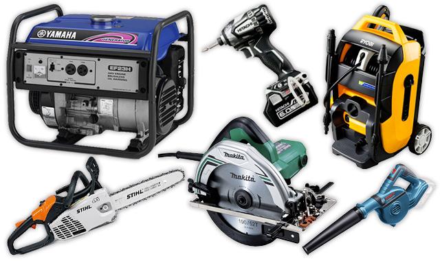 電動工具・建設機械