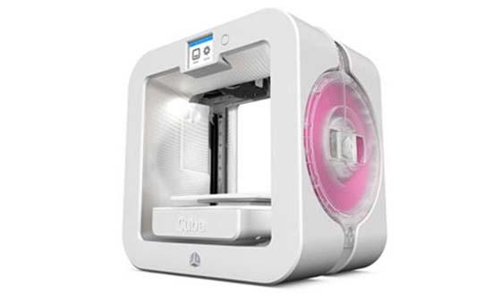 パーソナル3Dプリンターシリーズ Cube3