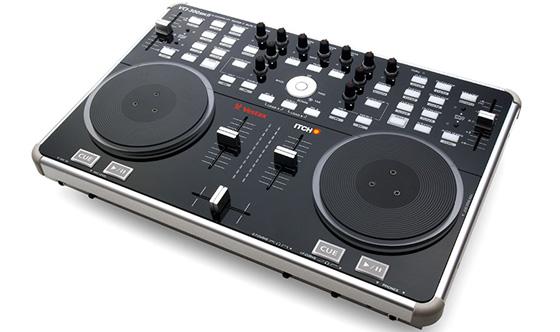 DJコントローラー・PCDJ