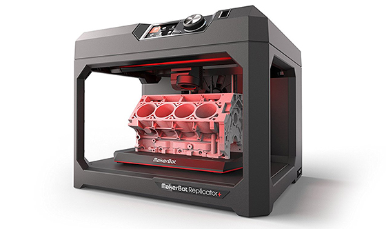 MakerBot「MakerBot Replicator+」