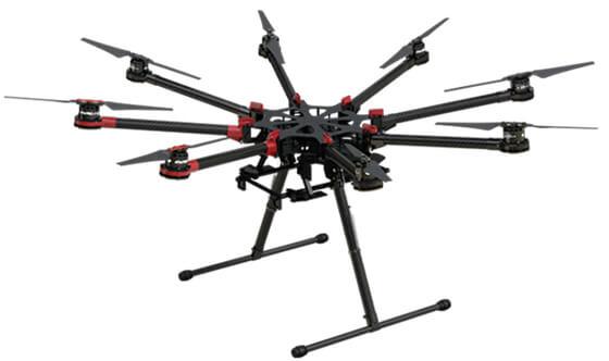 DJI「Spreading Wings S1000」マルチコプター