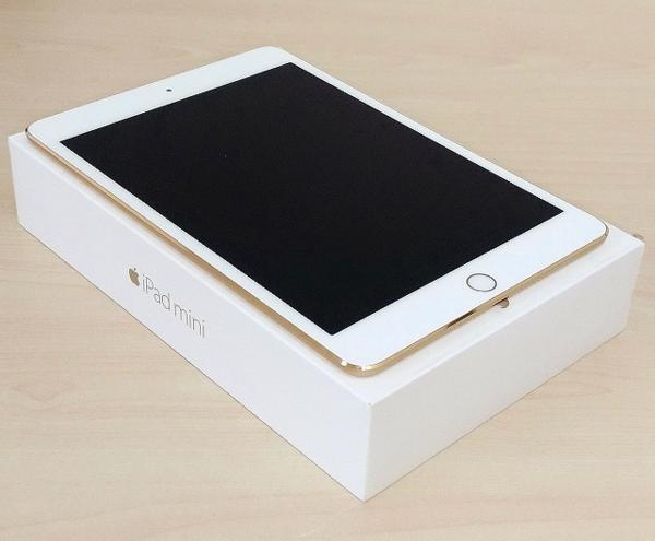 Apple iPad mini4 WiFi 64GB ゴールド