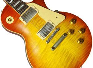 ギブソンのギター・ベースの買取
