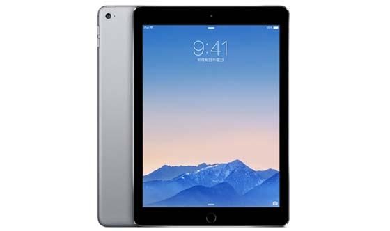 iPad Air 2 Wi-Fiモデル 16GB