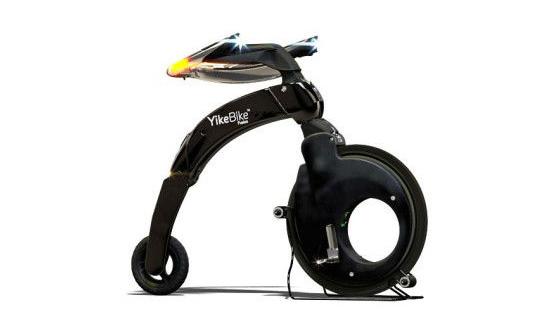 Yike Bike 折りたたみ電動バイク Fujon