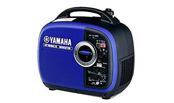 ヤマハ インバータ発電機 「EF1600iS」