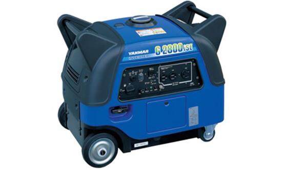 ヤンマー インバータ発電機「G2800iSE」