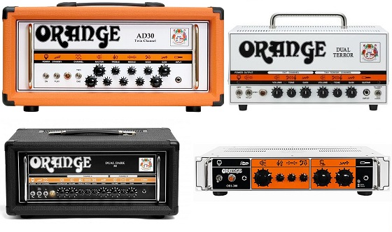 Orange ヘッドアンプ