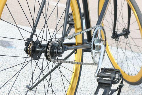 自転車の防犯登録を解除のイメージ