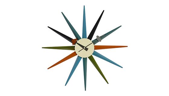 ジョージ・ネルソン 掛け時計