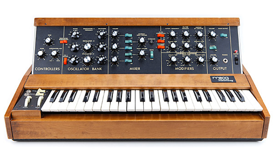 Moog(モーグ) 「Minimoog Model D」