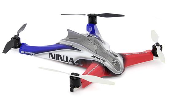 JR PROPO(日本遠隔制御株式会社) マルチコプター NINJA