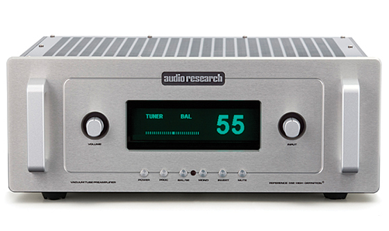 audio research(オーディオ・リサーチ) 真空管アンプ