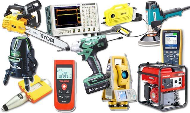 電動工具・測量機
