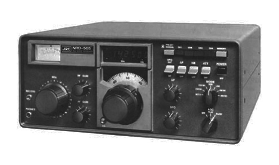 JRC(日本無線) 受信機