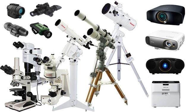 光学機器群