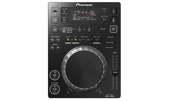 Pioneer「CDJ-350」