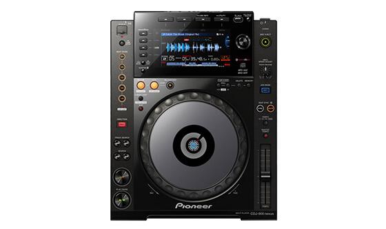 Pioneer「CDJ-900nexus」