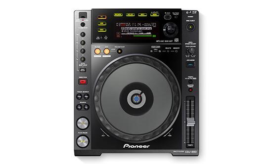 Pioneer「CDJ-850」
