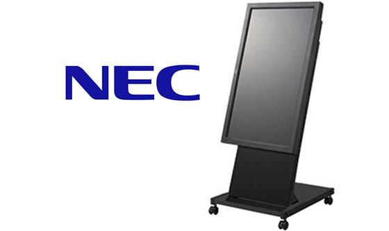 NEC デジタルサイネージ