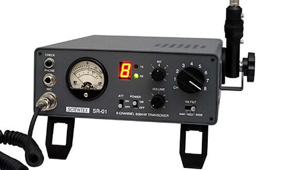 サイエンテックス CB無線機