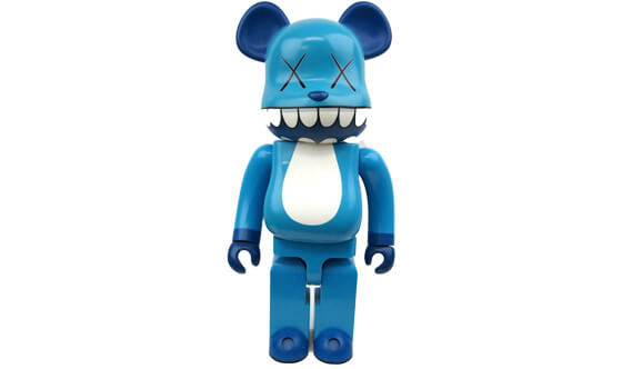 KAWS CHOMPERS a-nation 1000%
