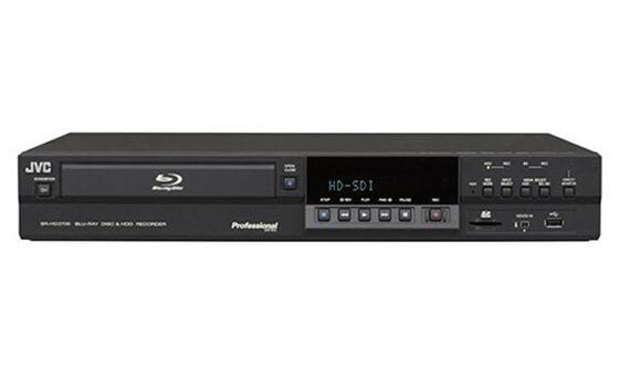 JVCケンウッド「SR-HD2700」