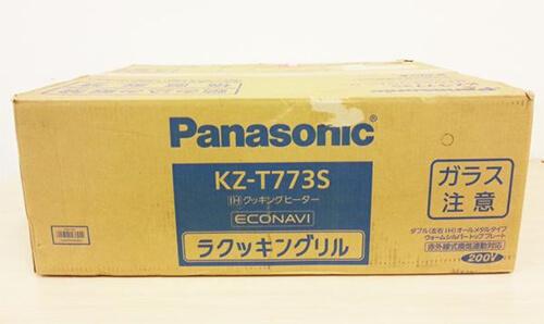 パナソニックのIHクッキングヒーターKZ-T773S