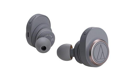 Audio-Technica ワイヤレスイヤホン