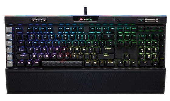 Corsair ゲーミングキーボード