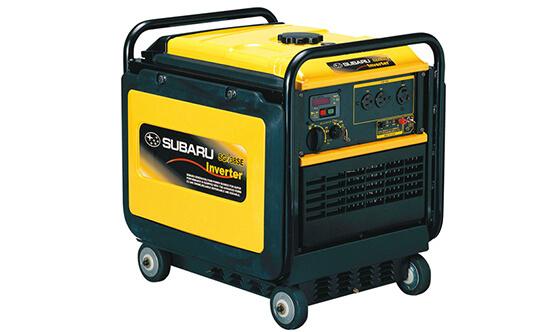 スバル インバーター発電機「SGi-28」
