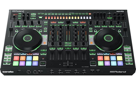 DJ-808 メイン