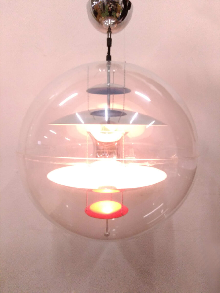 ヴェルナー・パントンのライト