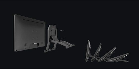 xp-pen - artist 22 pro - stand