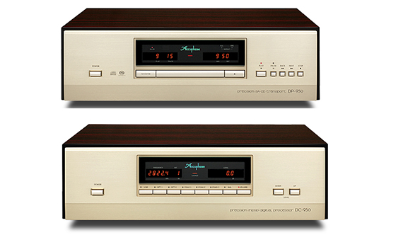 Accuphase DP-950 + DC950