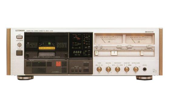 ラックスマンのカセットデッキのK-05