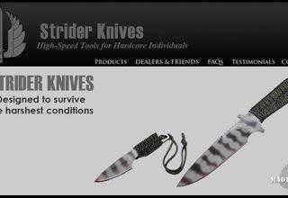 ストライダーナイフ
