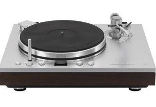 ラックスマンのレコードプレーヤーPD-171A