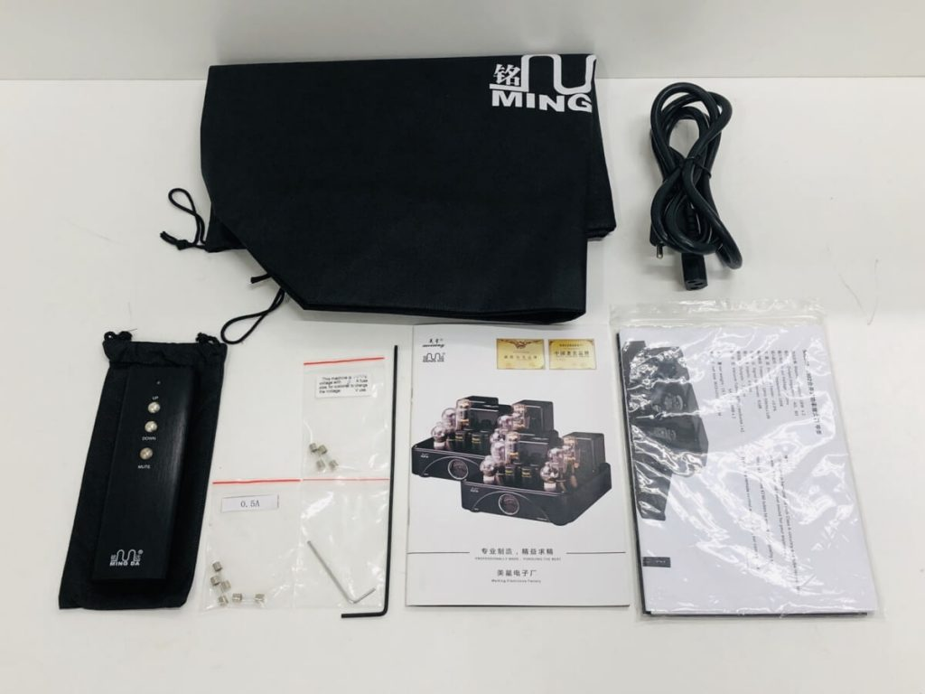 MC368-B902 KT-90の付属品