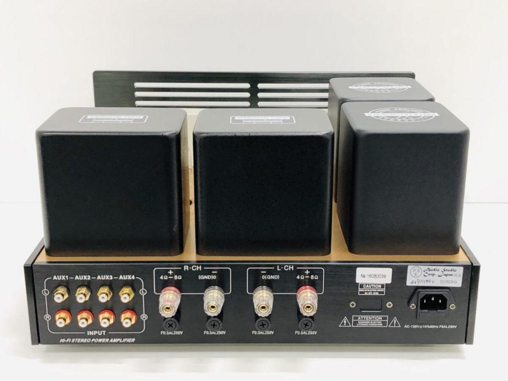 Concert Master ASC-200BPS_3の背面