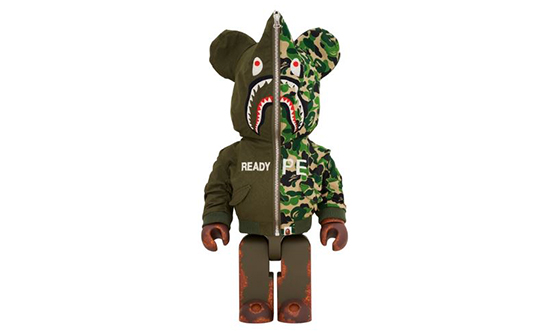 A BATHING APE x READY MADE