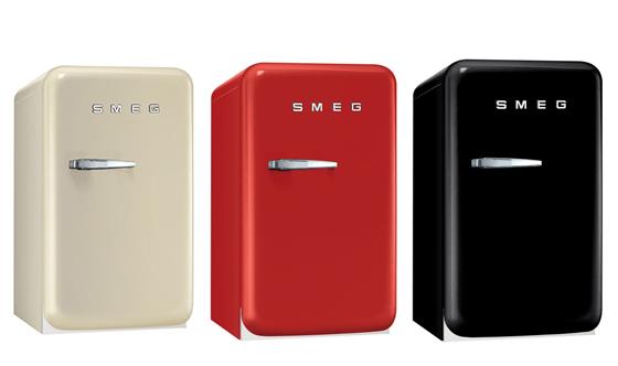 SMEGの冷蔵庫のFAB5U