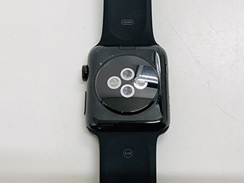 applewatch 3 - back