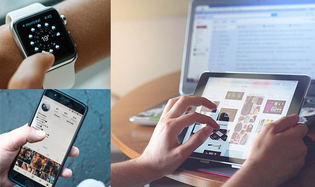 デジタル家電のイメージ