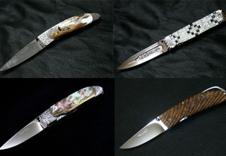 knife house haraのカスタムナイフ