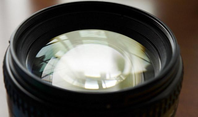 光学機器のイメージ
