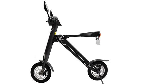 Lehe K1 折りたたみ電動スクーター