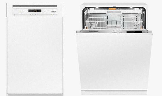ミーレ ビルトイン食器洗い機