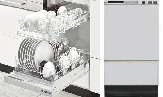 リンナイ ビルトイン食器洗い乾燥機