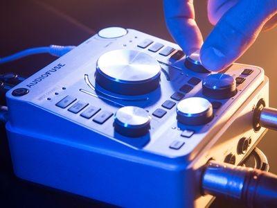 audiofuse - knob